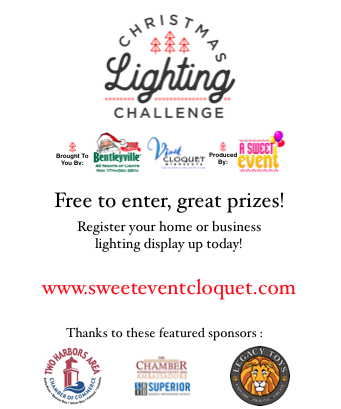 Preliminary Lighting Challenge Poster -
