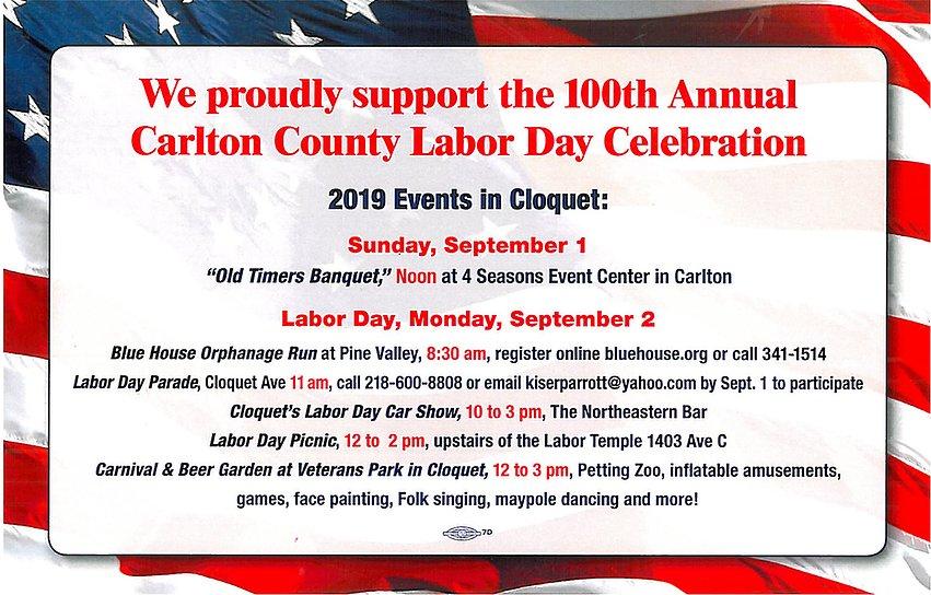 carlton-labor-day